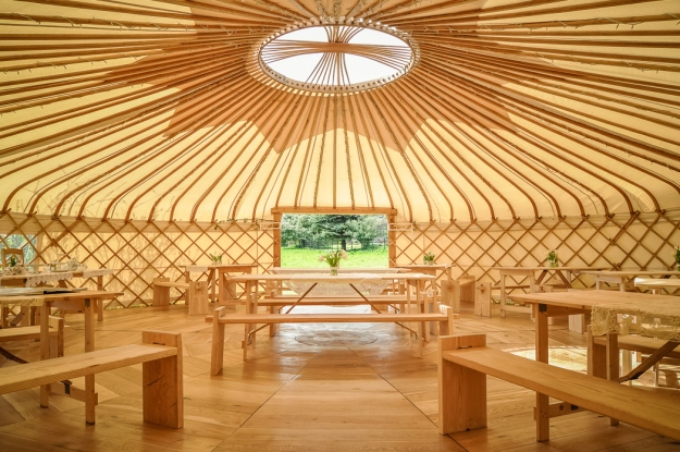 Wedding Yurts 32ft Luxury