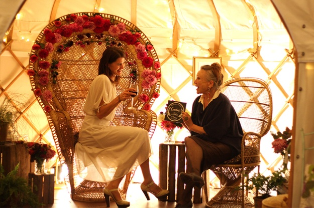 sawdays-awards-2014-daphnie-new-inn-at-brilley-and-lizzie-from-garden-yurts