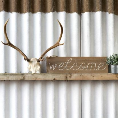 Wedding-prop-hire-antlers