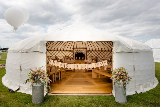 Wedding Yurts Blog Our Nomadic Wedding Life